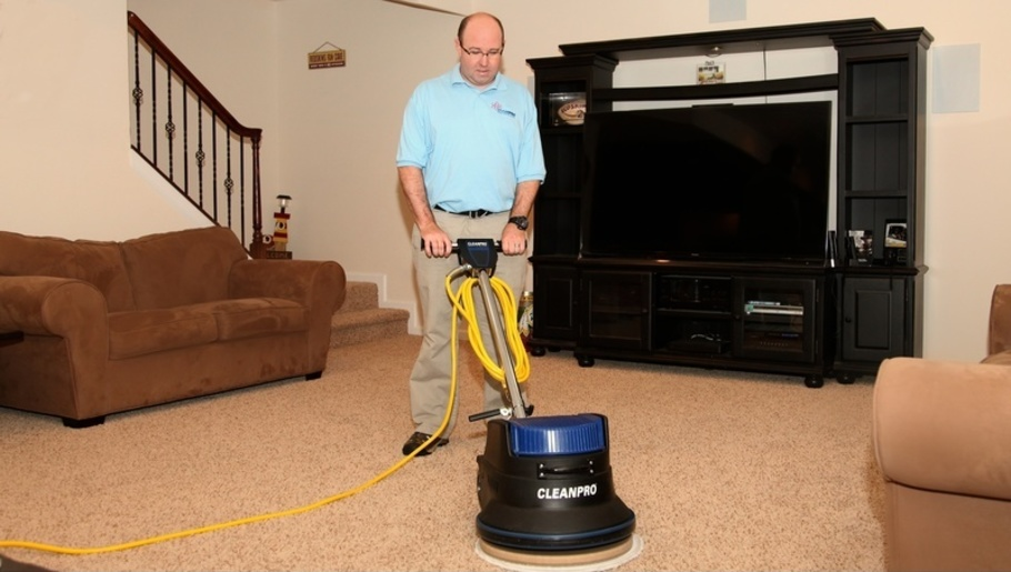 cleanpro carpet cleaning