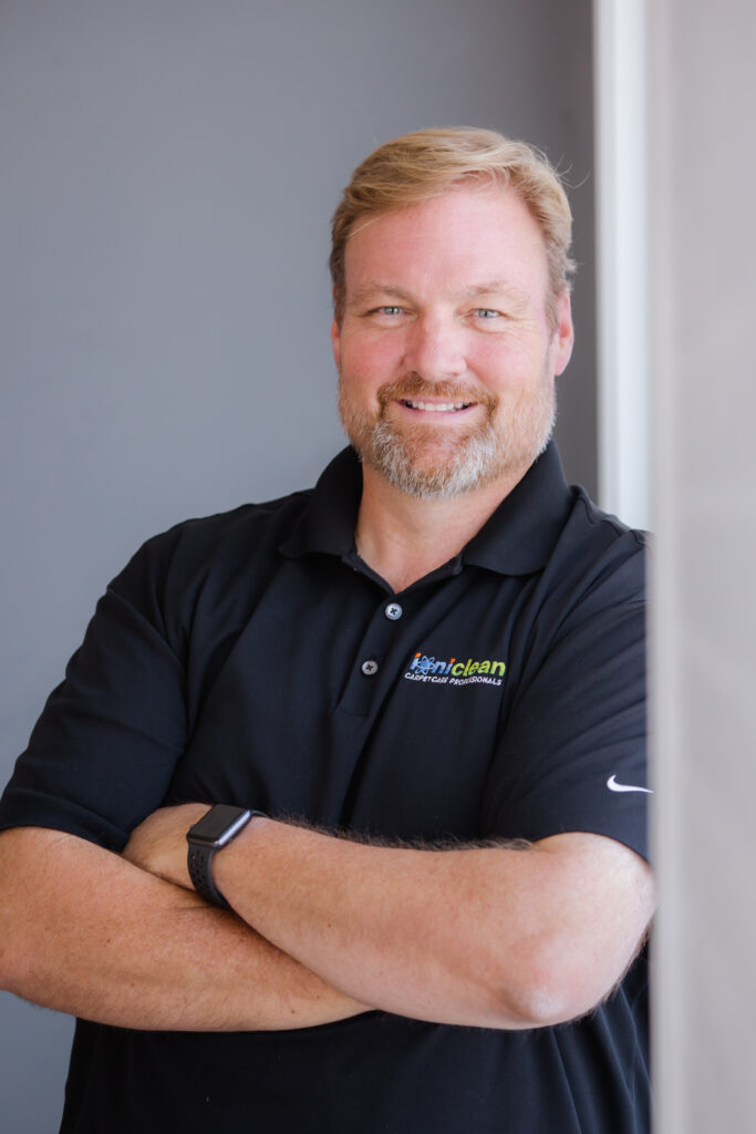Ioniclean Owner Bruce Williams