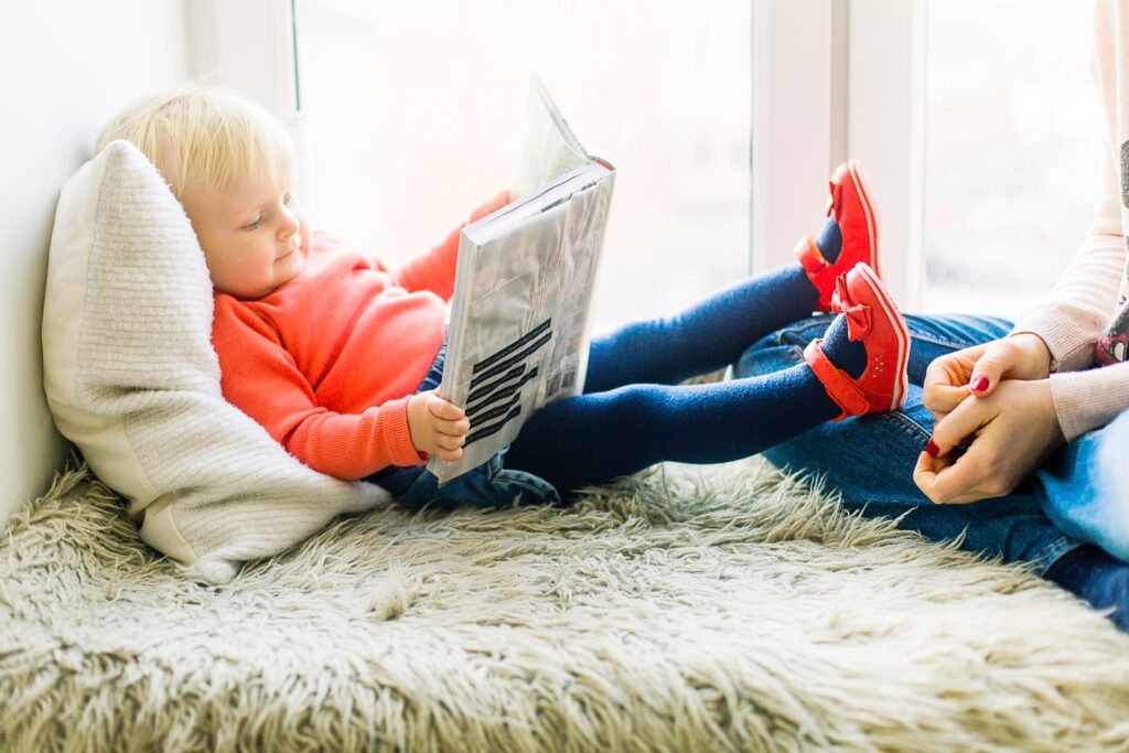 Reading on clean carpet Ion Exchange